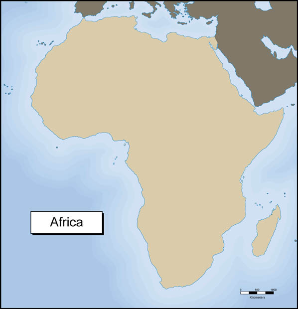 Map Of Africa Before Colonialism.Module Twenty Five Activity Two Exploring Africa