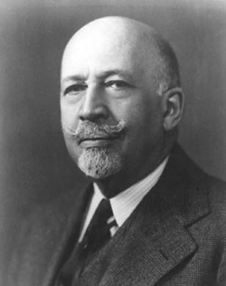 Professor W.E.B Du Bois