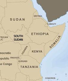 EasternAfricaPolitical