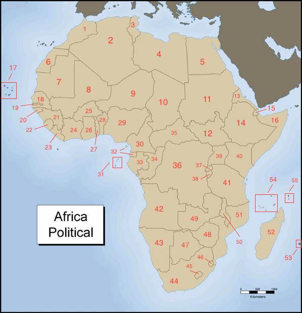 Africa Political