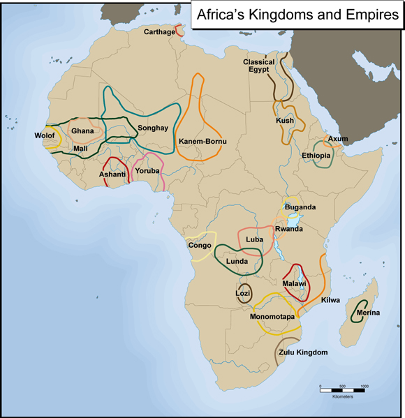 Module seven a activity three exploring africa africas kingdoms and empires sciox Images