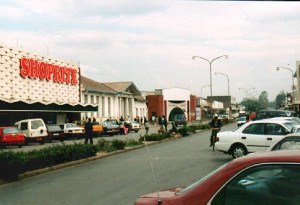 City of Ndola, circa 1990