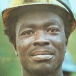 Gold Miner in Ghana
