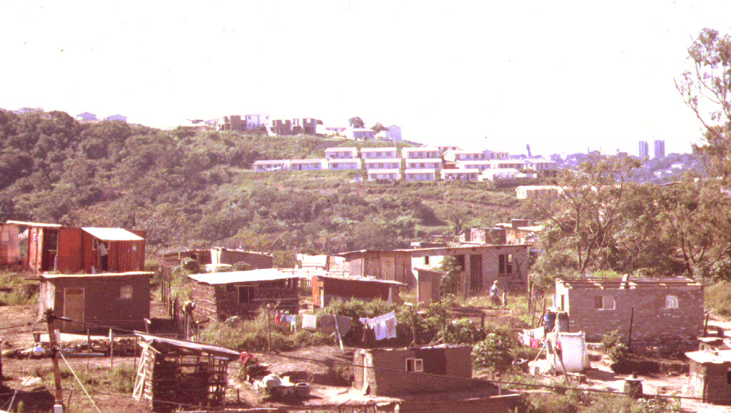 Informal Settlement, Durban 2