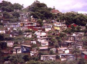 Informal Settlement, Durban