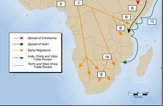 Kongo-Niger Migrations