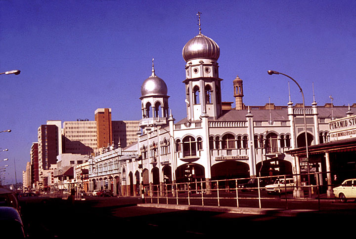 Mosque, Durban South Africa