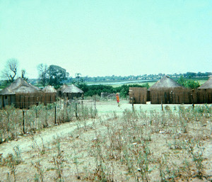 Rural Village, Botswana