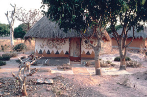 Rural Village, Zambia