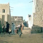 Street Scene in Timbuktu