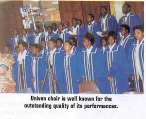 Univen Choir