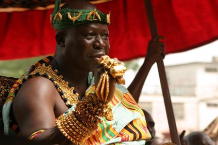 Asantehene King