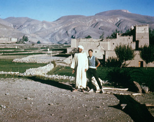 Berber Oases Farmers