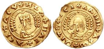 Coinage from Reign of King Ezana