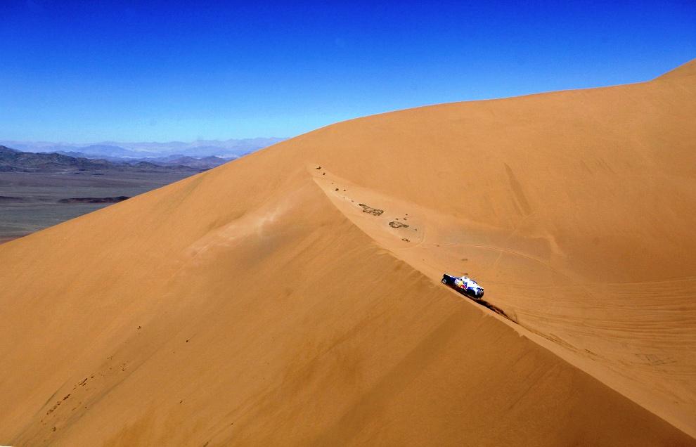 Dakar Motor Race
