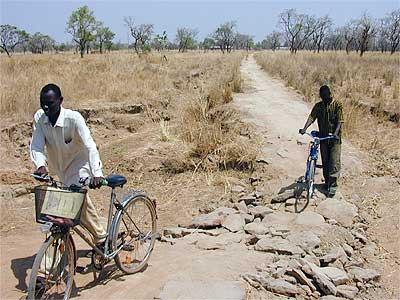 Dry Season in Tamale