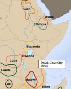East Africa Ancient Kingdoms