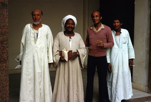 Egyptian Caretakers