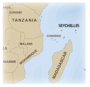 Environments of Seychelles and Comoros