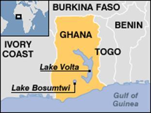 Ghana Lakes