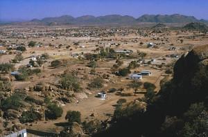 High Veld, Botswana