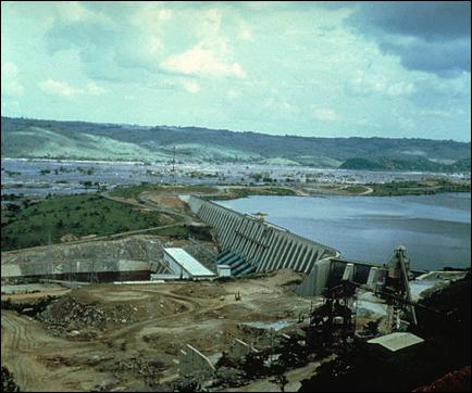 Inga Dam in Bas-Congo