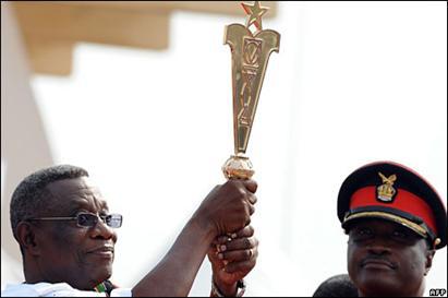 John Atta Mills Presidential Sword