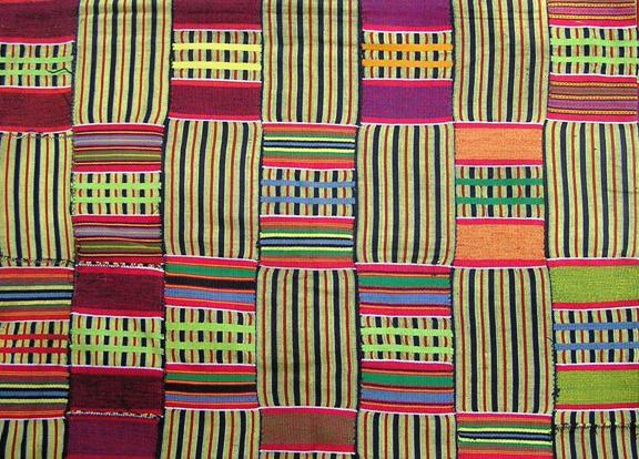 Kente Cloth Sample 2