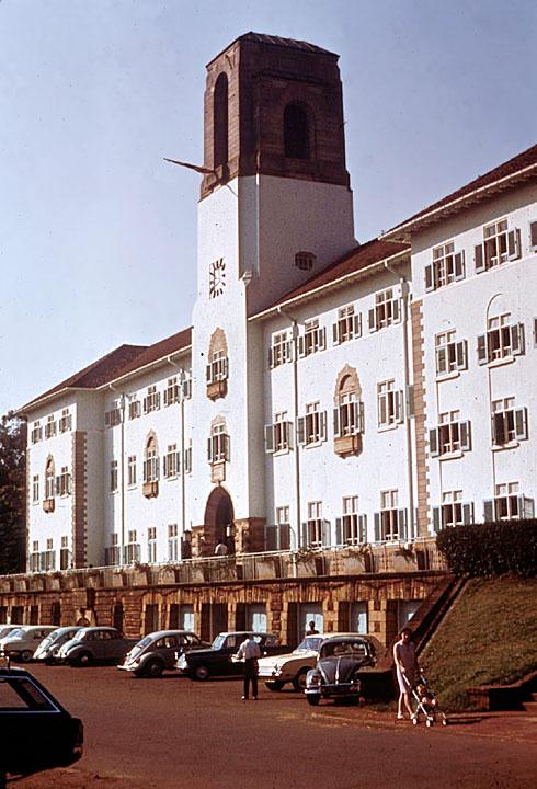 Mulango Hospital