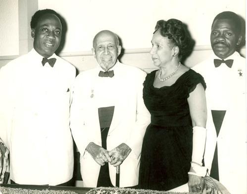 Nkrumah and Dubois
