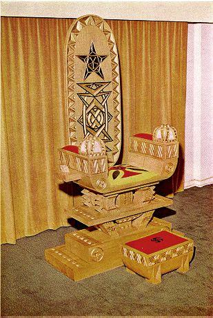 Presidential Seat of Ghana