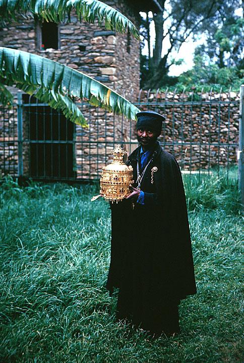 Priest of Holy Treasury