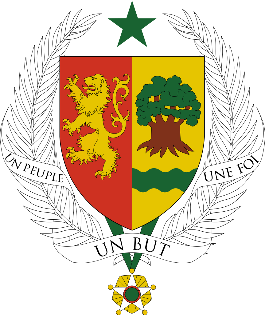 Senegal Coat of Arms