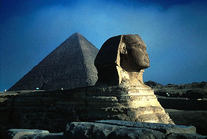 Sphinx Khafre