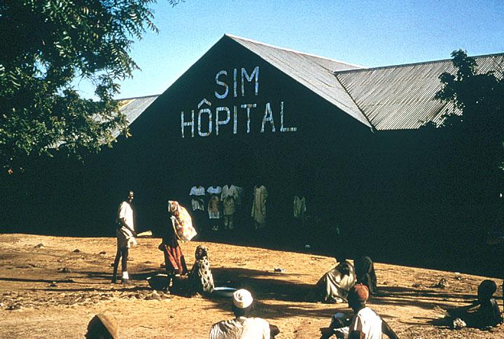 Sudan Interior Mission Hospital
