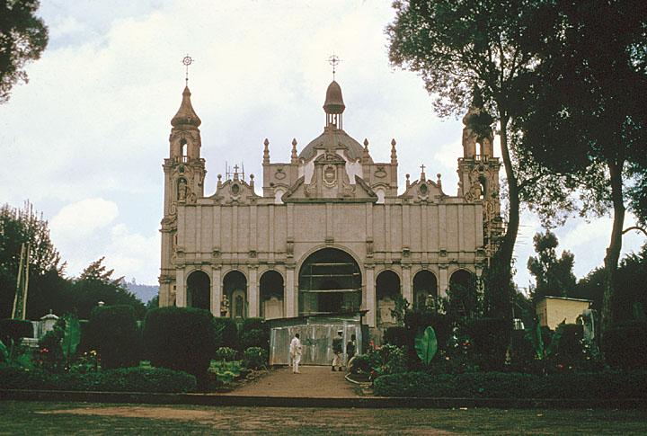 Trinity Ethiopian Church