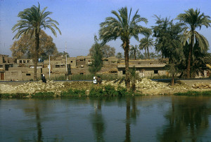 Upper Nile Village