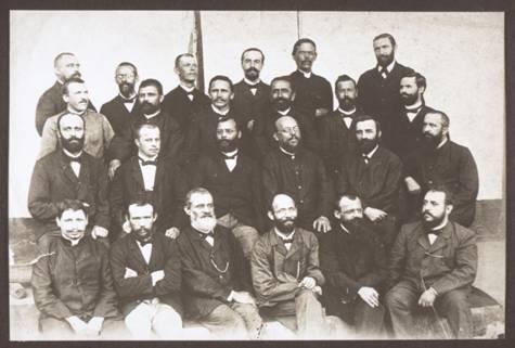 Basel Missionaries