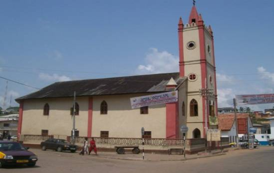 Bethel Methodist Church Elmina