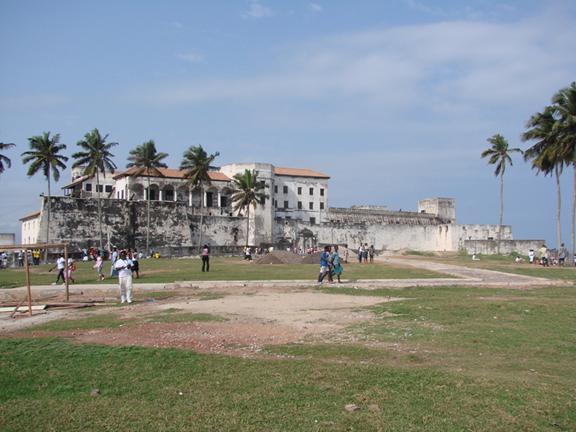 Elmina Castle 3