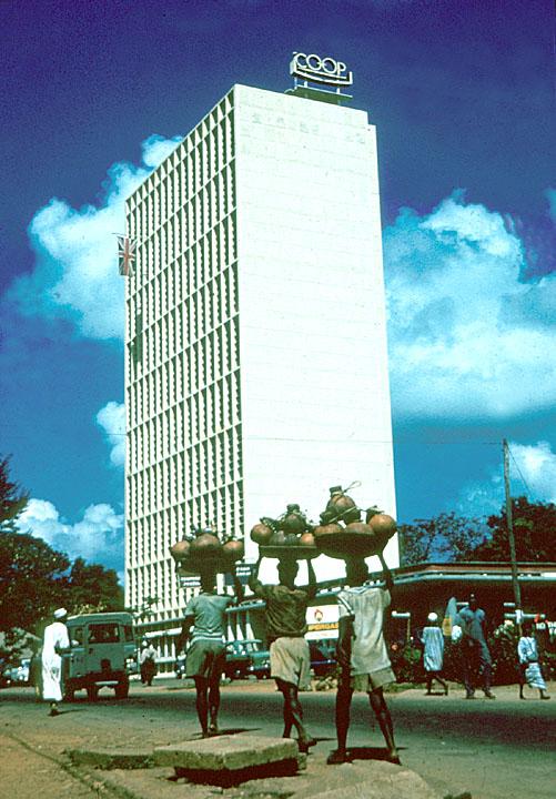 Ibadan Skyscraper