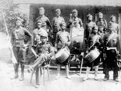 Krobo Matakole Band