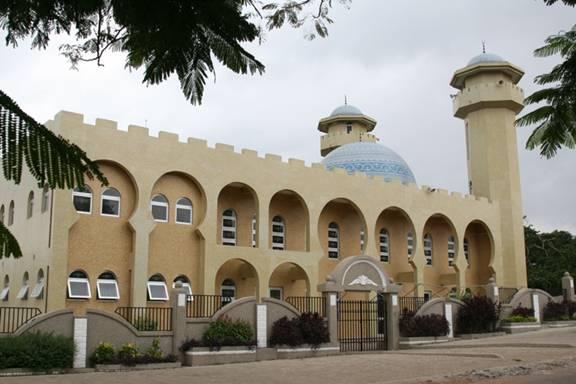 Modern Days Mosque Accra
