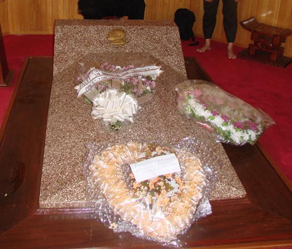 WEB Du Bois Grave