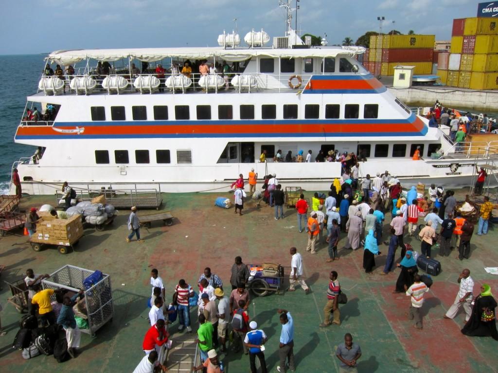 dar-zanzibar ferry