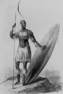 A Drawin of Shaka