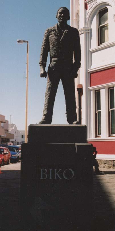 Biko Statue