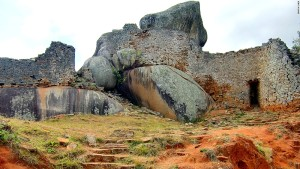 Great Zimbabwe Hill Structure