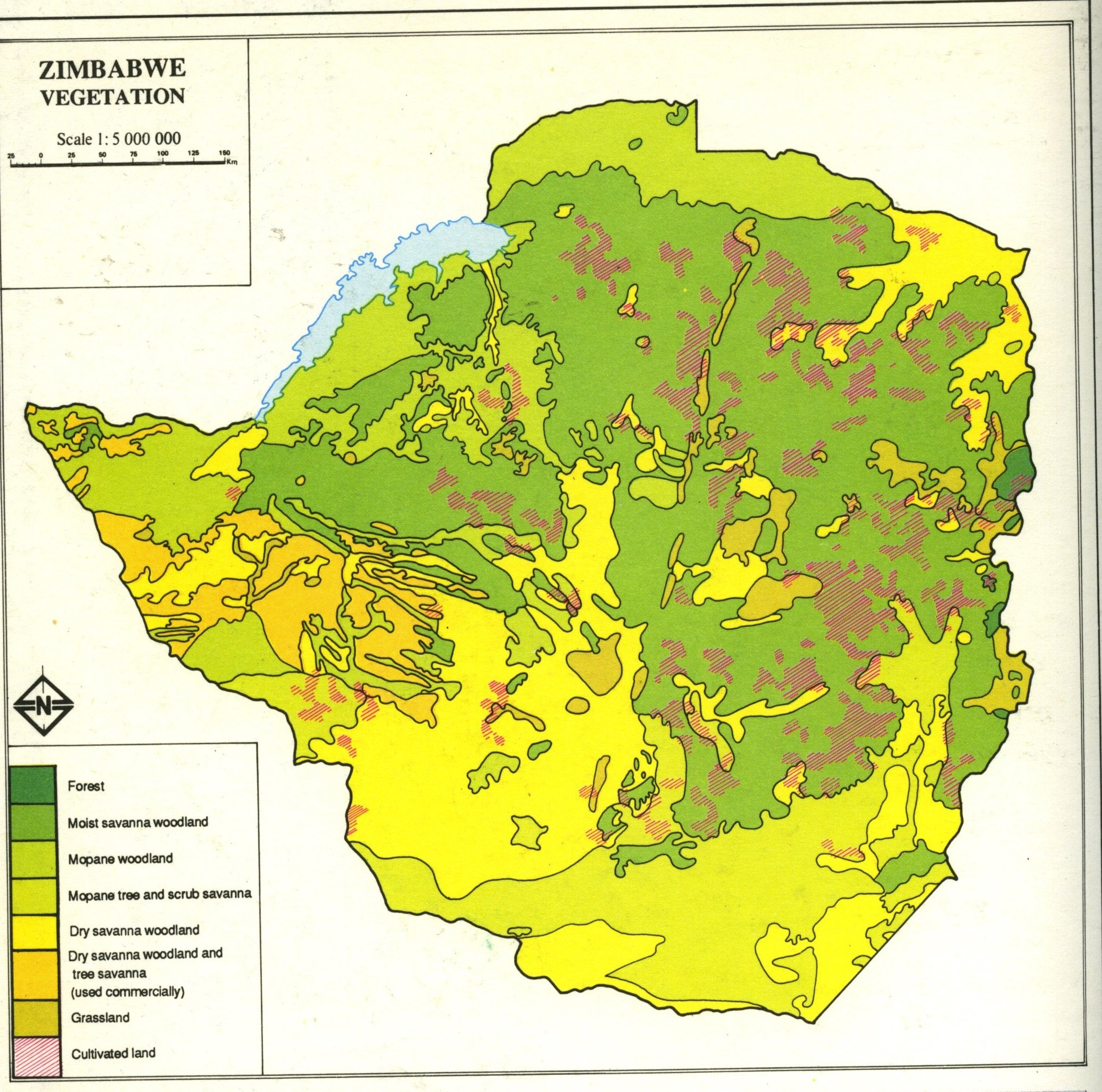 Map of zimbabwe in africa africa map where is zimbabwe module thirty activity one exploring africa zimbabwe map hd gumiabroncs Images