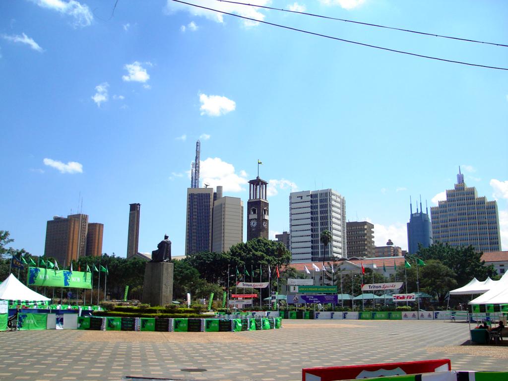 City of Nairobi